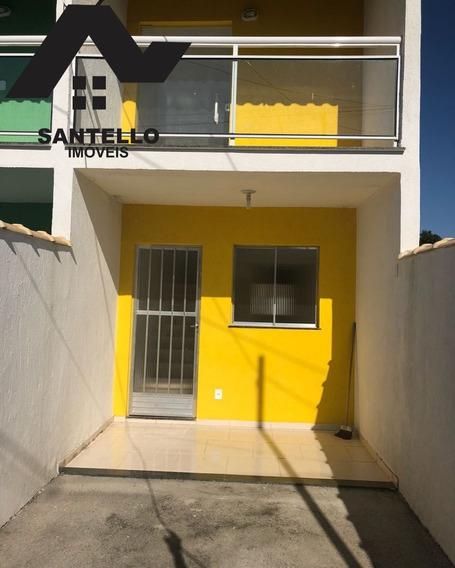 Casa Independente Duplex Quintal São Gonçalo - Ca00064 - 33138713