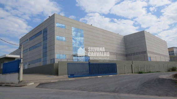 Galpão Industrial 9mil M² Chão De Fábrica - Rodovida Castelo Branco - Ga0316
