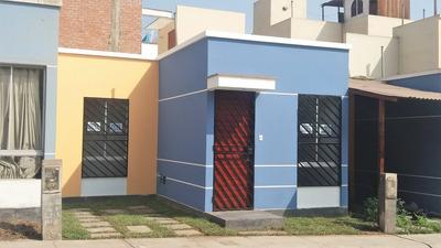 Venta De Casa En Urb. Villa Club 04, Carabayllo