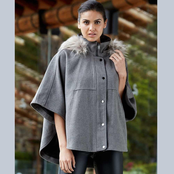 Poncho Casual Holly Land A275 177096