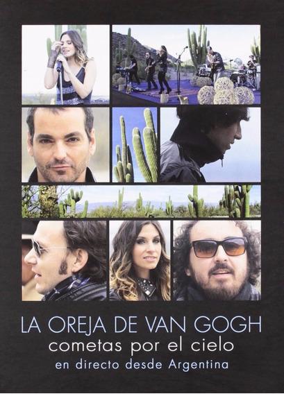 Oreja De Van Gogh - Cometas Por El Cielo En Directo Dvd - S