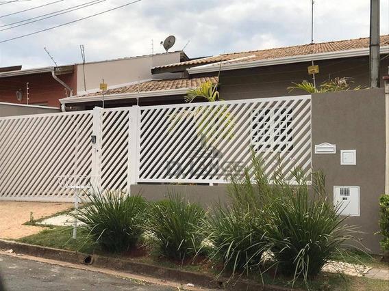 Casa Para Venda Cidade Universitária, Campinas, Térrea E Reformada. - Ca13531
