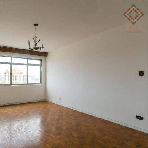 Imagem 1 de 18 de Apartamento Para Compra Com 3 Quartos E 1 Vaga Localizado Na Aclimação - Ap53709