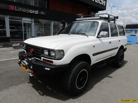 Toyota Burbuja Autana Fzj At 4.5
