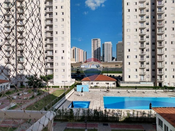 Apartamento Com 3 Dormitórios À Venda, 70 M² Por R$ 412.990 - Vila Mogilar - Mogi Das Cruzes/sp - Ap0363