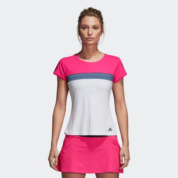 Remera adidas Club Tee Mujer Dh2493-dh2493