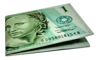 Notas,carteira ,bolsas ,acessórios,1 Real