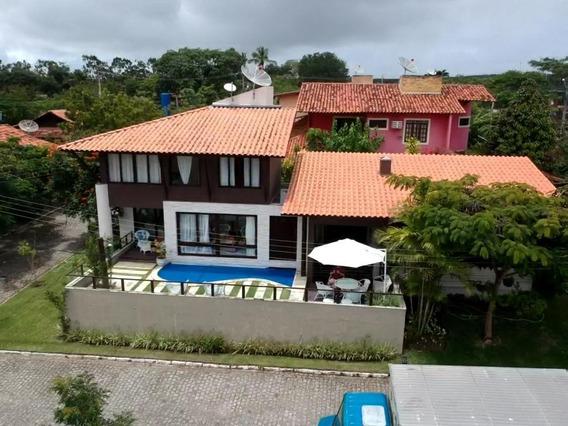 Casa Mobiliado Com 3 Dormitórios À Venda, 280 M² Por R$ 950.000 - Novo Gravatá - Gravatá/pe - Ca0029