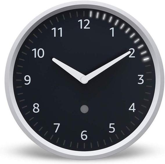 Reloj Inteligente Echo Wall Clock 25 Cm Nuevo Y Sellado