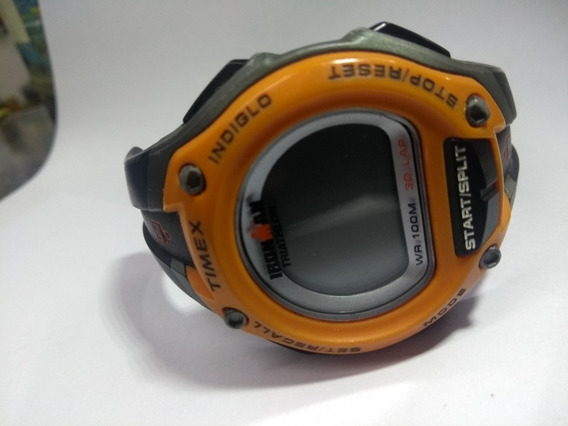 Relógio Timex T5k529 Com Defeito Pulseira Quebrada.