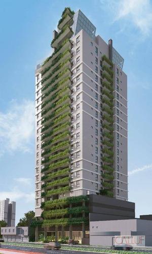 Imagem 1 de 30 de *apartamento Com 2 Dormitórios À Venda, 72 M² Por R$ 682.200 - Centro - Curitiba/pr - Ap0122