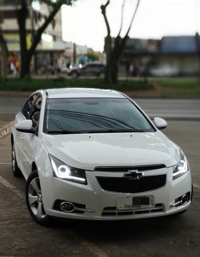 Imagem 1 de 4 de Chevrolet Cruze 2013 1.8 Lt Ecotec 6 Aut. 4p