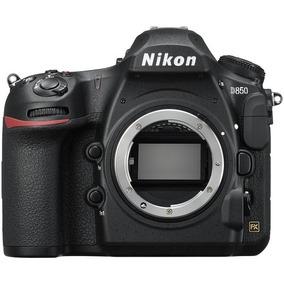 Nikon Câmera D850 Corpo Lojista Garantia Envio Rapido Barato