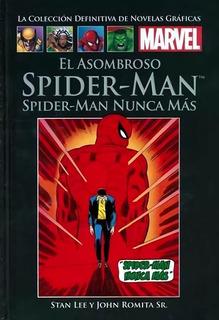 Col. Nov. Gráficas: El Asombroso Spider-man / Nunca Mas (vi)