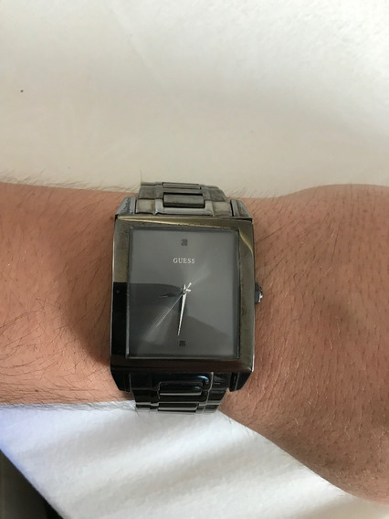 Relógio Guess Black