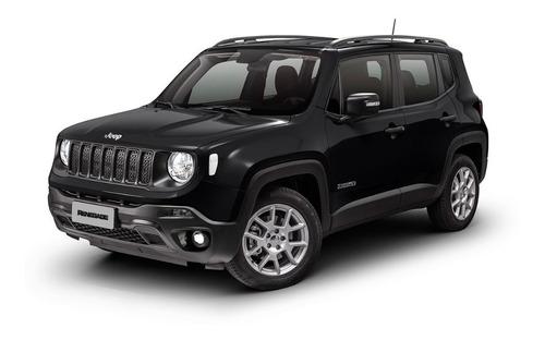 Jeep Renegade Sport 1.8 Mt 2021 0km A Patentar