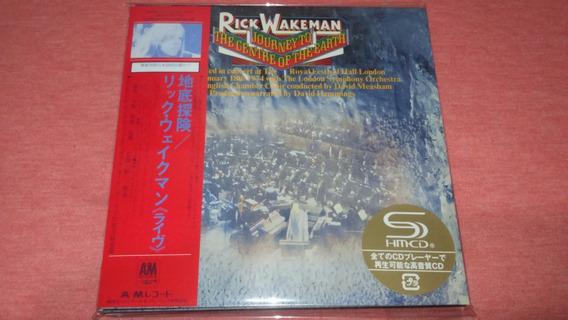 R. Wakeman - Journey To Centre Of Mini Lp Jp 2cd Shm Deluxe
