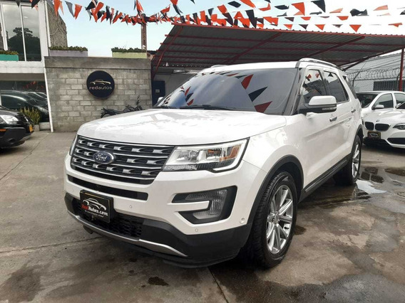 Ford Explorer Limited Tp 3500cc 4x4 2017