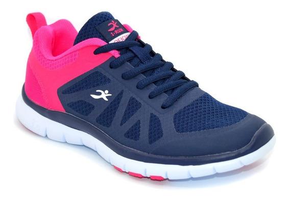 Zapatillas Mujer Deportivas Irun Running Gym 4166 Full