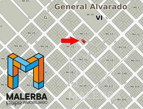 Venta Lote Mar Del Sud,general Alvarado