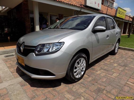 Renault Logan Expression 1.6 At Aa