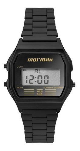 Relógio Mormaii Vintage Digital Preto Mojh02aj/4p