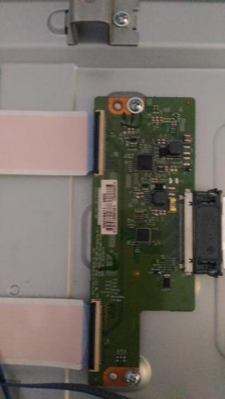 Placa Tcon - Lg 43 P. Modelo: 43lh5100