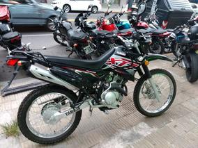 Yamaha Xtz 125 Okm Patentado - Anticipo $39000 - Permuto