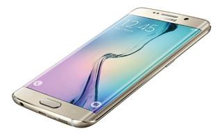 Celular Samsung S6 Edge Reacondicionado + Vt Y Funda