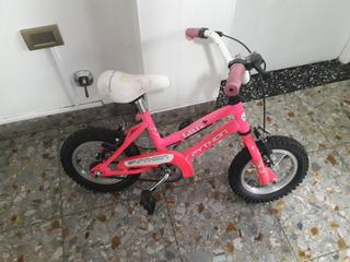 Bicicleta Python Rodado 12