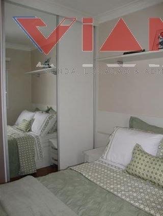 Imagem 1 de 3 de Apartamento Para Venda, 2 Dormitório(s) - 5584