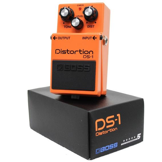 Pedal Boss Ds 1 Distortion