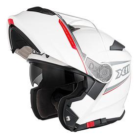 Capacete X11 Turner Articulado Moto Motoqueiro Motociclista