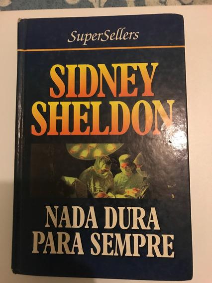 Livro Nada Dura Para Sempre- Sidney Sheldon Supersellers
