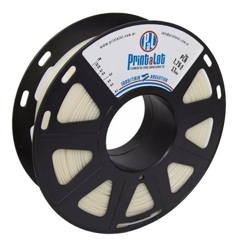 Filamento Pla 2.85mm Printalot - 1kg - Impresion 3d