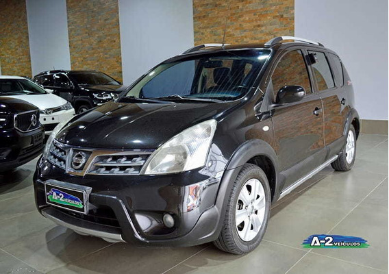 Nissan Livina Sl 1.8 16v Aut. Flex 4p