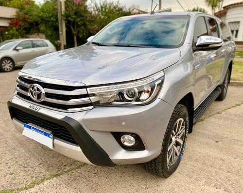 Toyota Hilux Srx Automatica 4x4 Services Oficiales Impecable