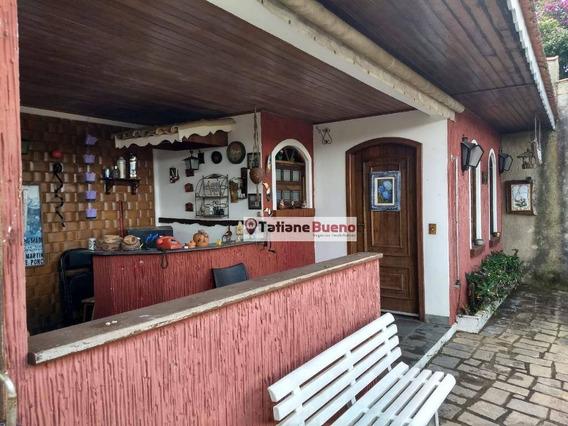 Uma Linda Casa Na Montanha!!! - Ca2040