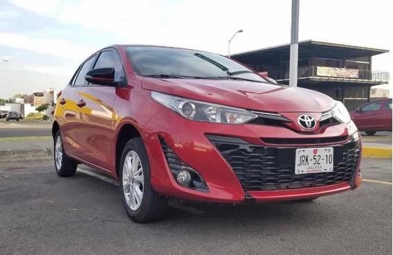 Toyota Yaris Hb St Cvt