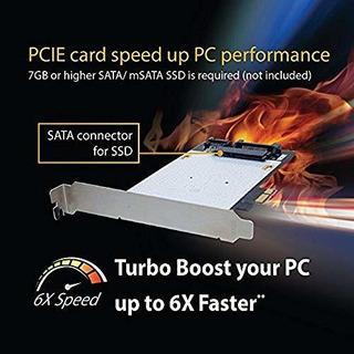 Dyconn Pcie Hybridcard Para Boost Pc Computer Rendimiento Ha