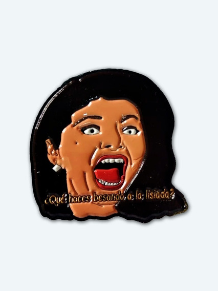 Pin Metálico Tv Mexico 90s