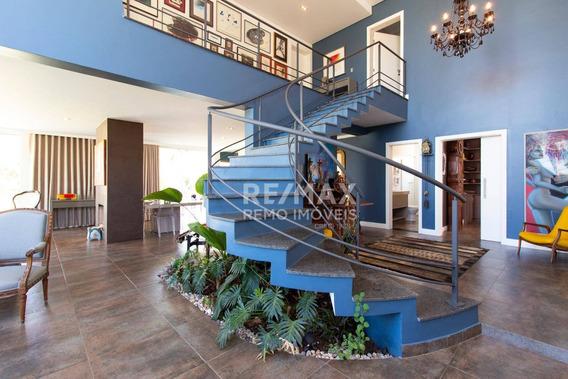Casa À Venda Em Condomínio - Valinhos/sp - Ca6308