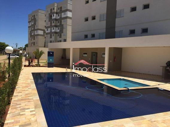 Apartamento Residencial À Venda, Vila Ferroviária, Araraquara - Ap0574. - Ap0574