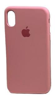 Funda Silicona iPhone X