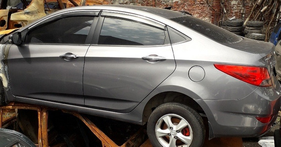 Hyundai Accent X Partes