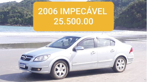 Imagem 1 de 7 de Chevrolet Vectra 2006 2.0 Elegance Flex Power 4p