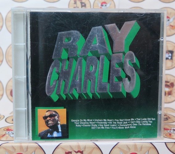 Ray Charles Exclusive Collection Cd Movie Play Jazz Blues