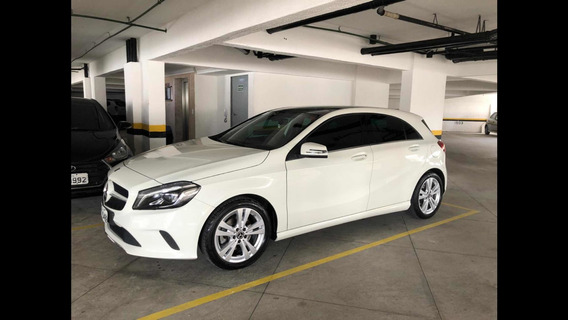 Mercedes-benz Classe A 1.6 Turbo Flex 5p 2018