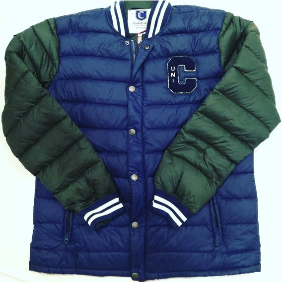 Campera Inflable De Pluma Pepe Jeans Talle Xl
