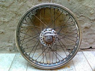 Roda Dianteira Moto Aro 19 40 Furos Did Honda Yamaha Suzuki